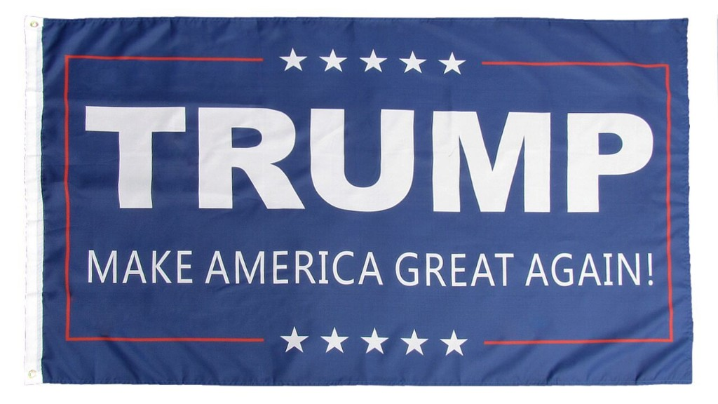 NJ man admits neighbor's Trump flag made him so mad, he dumped trash in yard for months