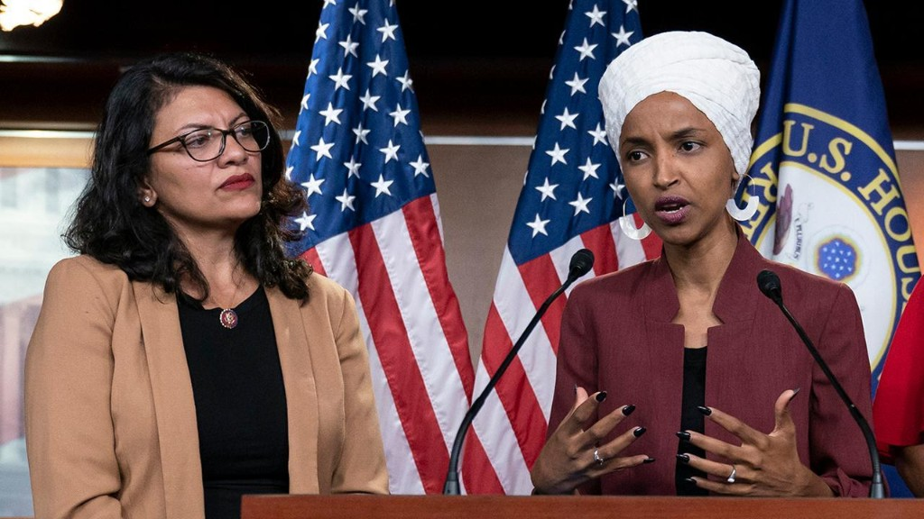 Tlaib, Omar face insurgent primary challengers: Can 'Squad' survive?