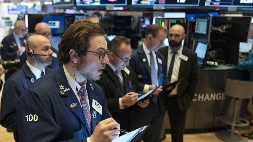 Stock rally takes breather ahead of Starbucks, Google earnings