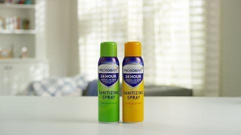 P&G's sanitizing spray to combat coronavirus wins EPA approval