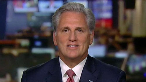 Rep. Kevin McCarthy reveals what he says is the real 'cover up' in impeachment trial