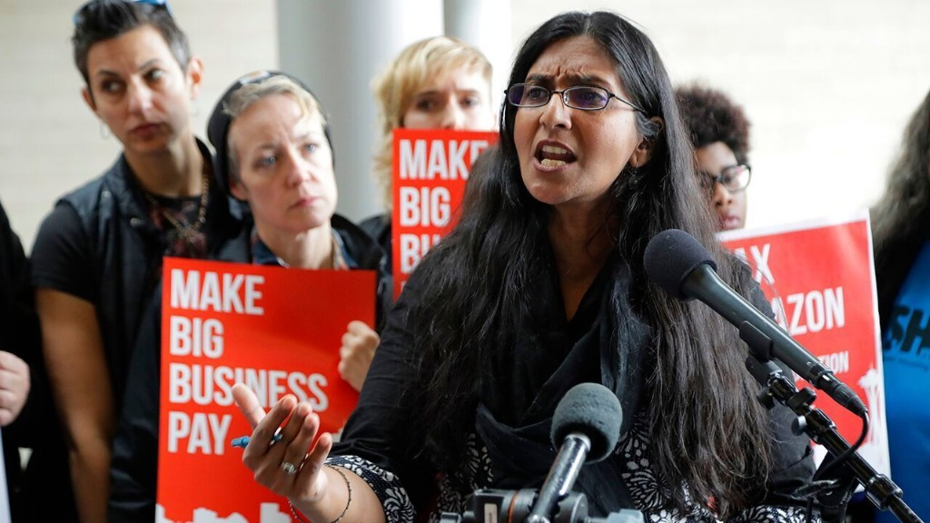 Socialist Seattle councilwoman to Jeff Bezos: 'We are coming for you and your rotten system'