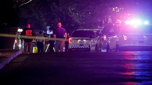 At least 10 may be dead in Dayton, Ohio, gunfire: reports