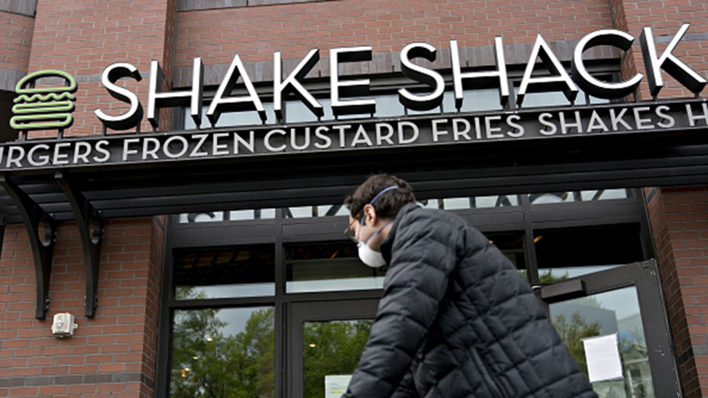 Shake Shack faces challenge from strict NYC indoor dining rules: CEO