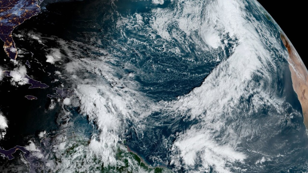 2020 Atlantic hurricane season becomes most active on record after Theta forms