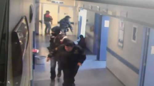 Hospital patient kidnapped by Mexican gunmen in dramatic video, later found dismembered