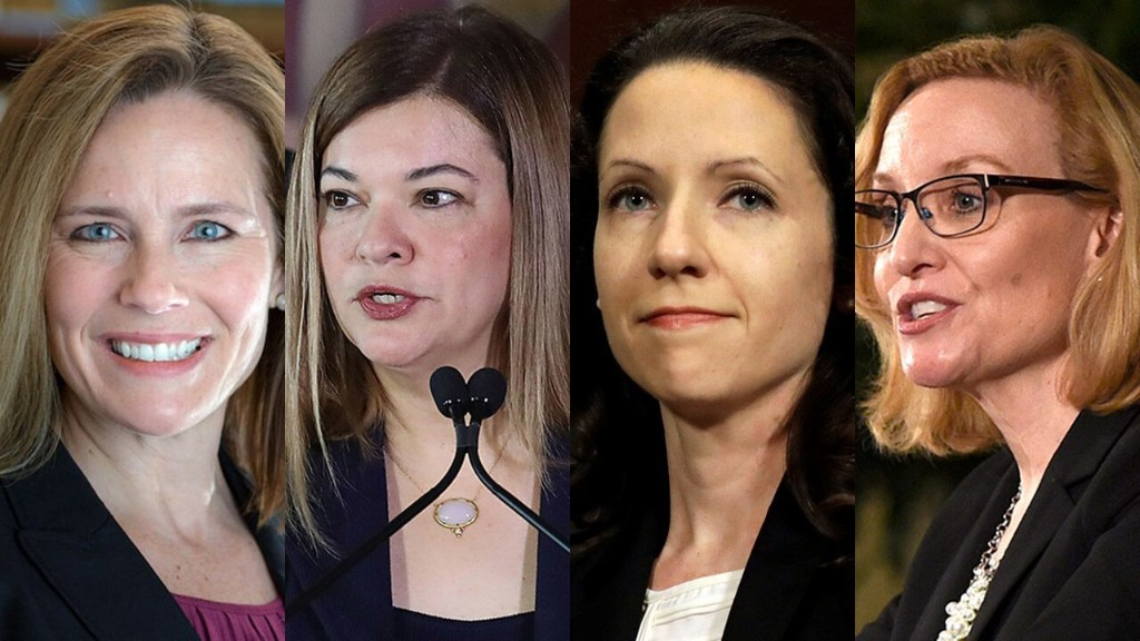 Who is on Trump's List of Potential Supreme Court Nominees?