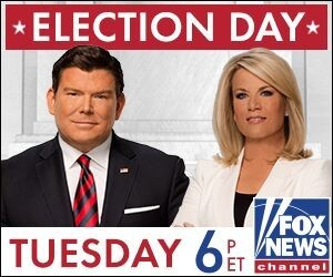 Fox News live Election Day results feature marathon coverage