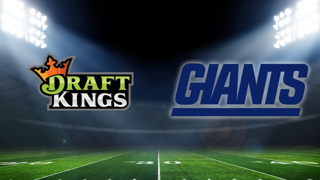 DraftKings inks exclusive deal with New York Giants