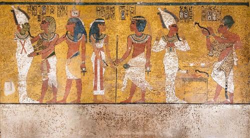 King Tut tomb mystery: Experts explain strange spots on burial chamber's walls