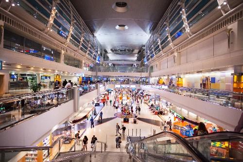 Dubai Airport ranked as world's busiest international air hub