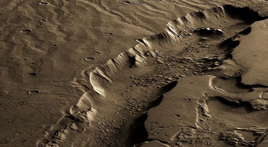 Life on Mars may have lived below surface for this shocking reason