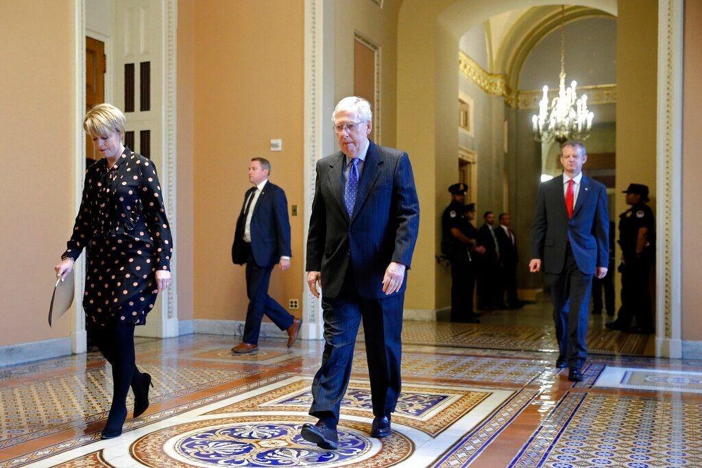 White House, Senate strike deal on historic $2T coronavirus relief bill; Pelosi offers tepid endorsement
