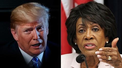 Rep. Maxine Waters: GOP senators who don't support Trump's impeachment 'are not patriotic'
