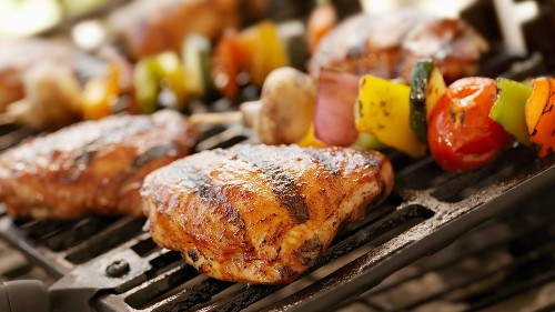 The absolute best way to grill chicken