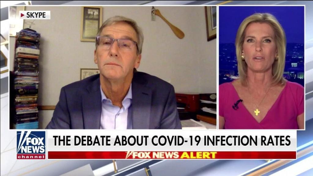 Minnesota doctor blasts 'ridiculous' CDC coronavirus death count guidelines