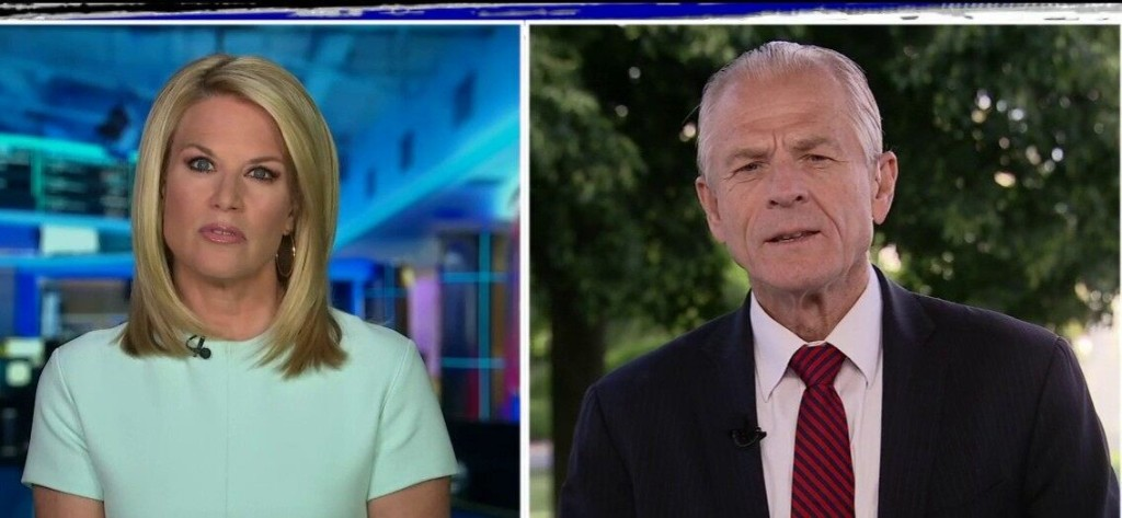 Navarro blasts Biden, accuses ex-VP of spending Obama years 'toadying up and kowtowing' to China
