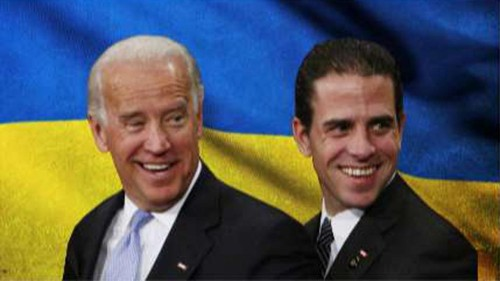 Steve Hilton: The real Ukraine scandal is US cash for gas -- It involves the Bidens and a growing list of Dems