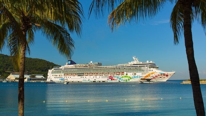 Cruise Ships - Cover