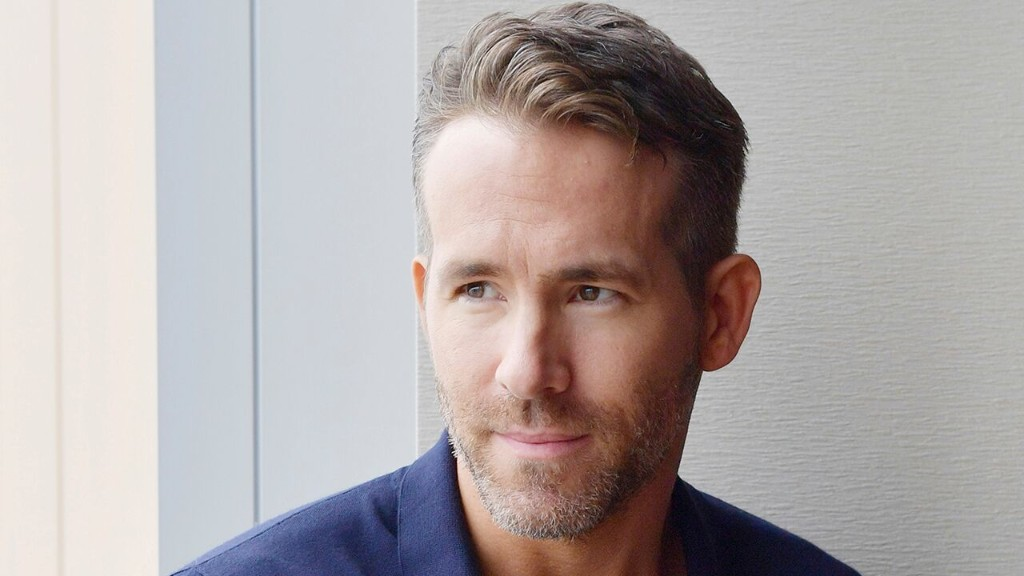 Ryan Reynolds votes in US presidential election for the first time