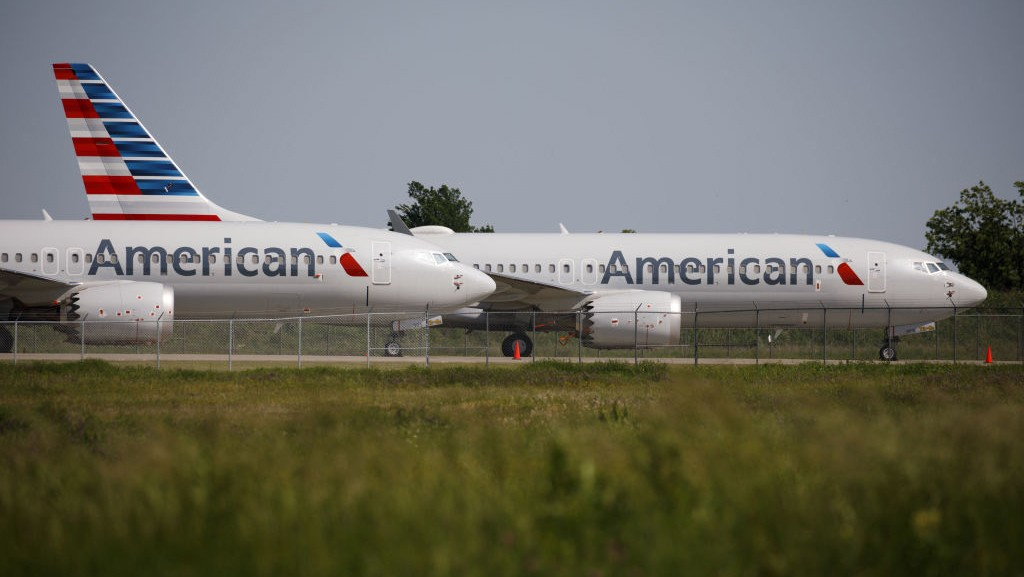 American Airlines releases plan to return Boeing 737 Max to service
