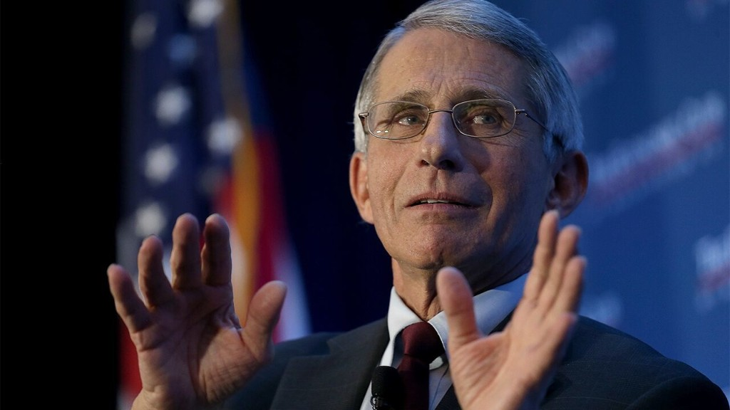Fauci 'absolutely not' surprised Trump got COVID-19