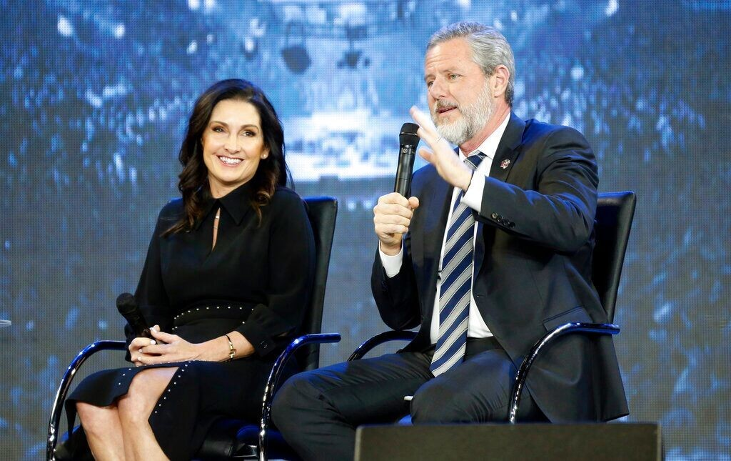 Jerry Falwell Jr., wife allegedly ranked students with who they most wanted to have sex: report