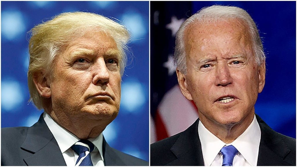 Biden moves on court packing stance, while Trump spars with NBC in dueling town halls