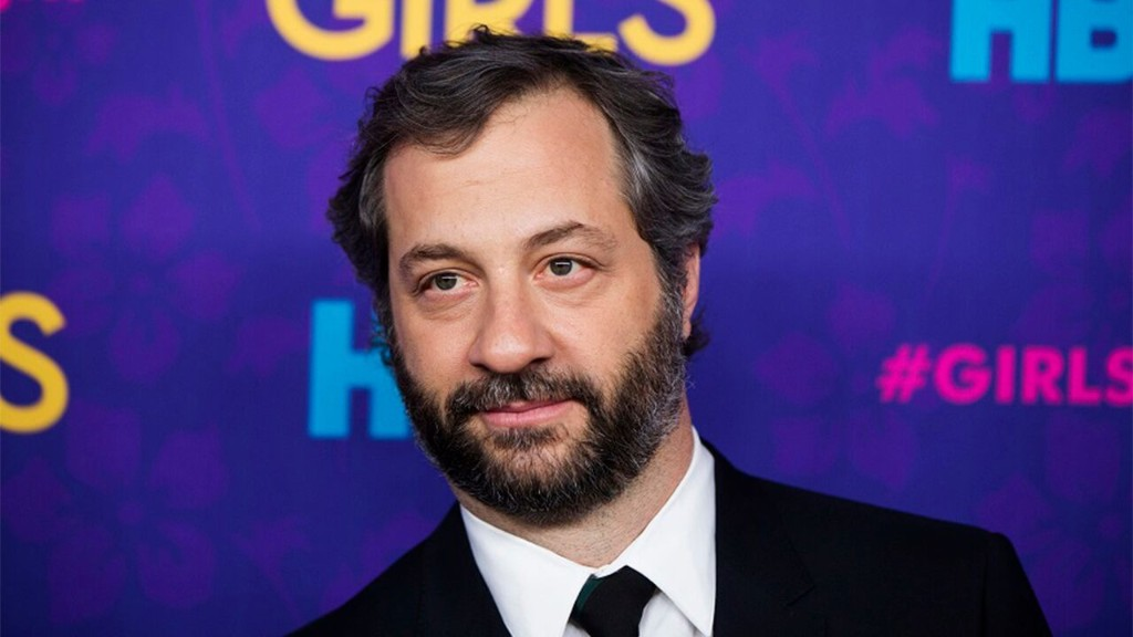 Judd Apatow accuses film industry of censorship
