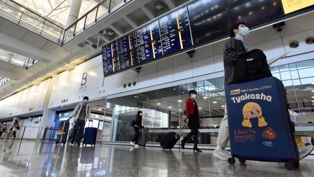 Hong Kong International Airport now testing every incoming traveler for coronavirus