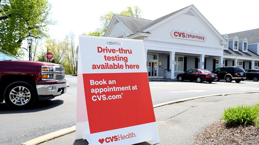 CVS to hire 15,000 employees to support expected COVID-19, flu case increase