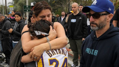 Kobe Bryant helicopter crash victims all officially ID'd by LA medical examiner-coroner
