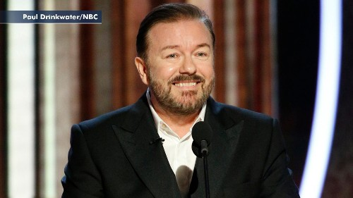 Dan Gainor: Ricky Gervais gives Golden Globes' 'woke' celebrities the comeuppance they deserve. Finally!