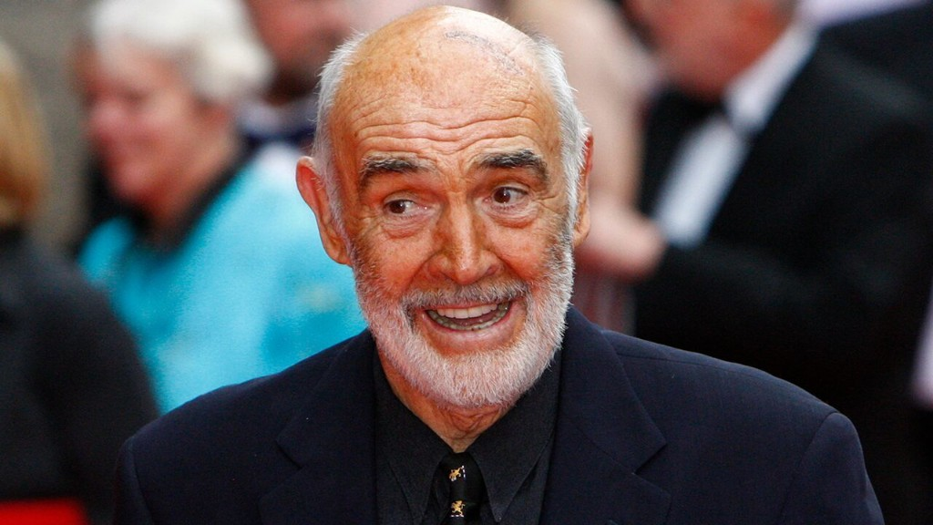 Sean Connery, Scottish actor who played James Bond in 7 movies, dead at 90: report