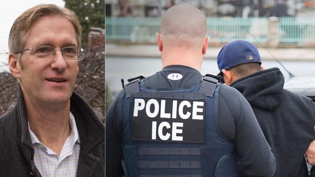 ICE agents accuse Oregon mayor of abetting 'Abolish ICE' protesters