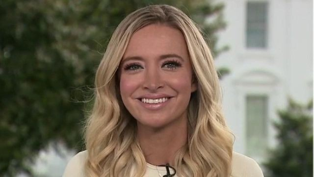 Trump will give 'clear eyed look' on vaccine development position: Kayleigh McEnany