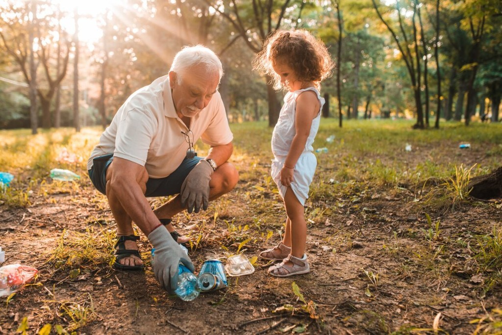 Concern for the environment increases as you get older, study suggests