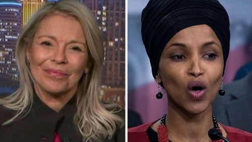 Ilhan Omar's GOP challenger tweets 'I am an American' after Omar describes herself 6 other ways