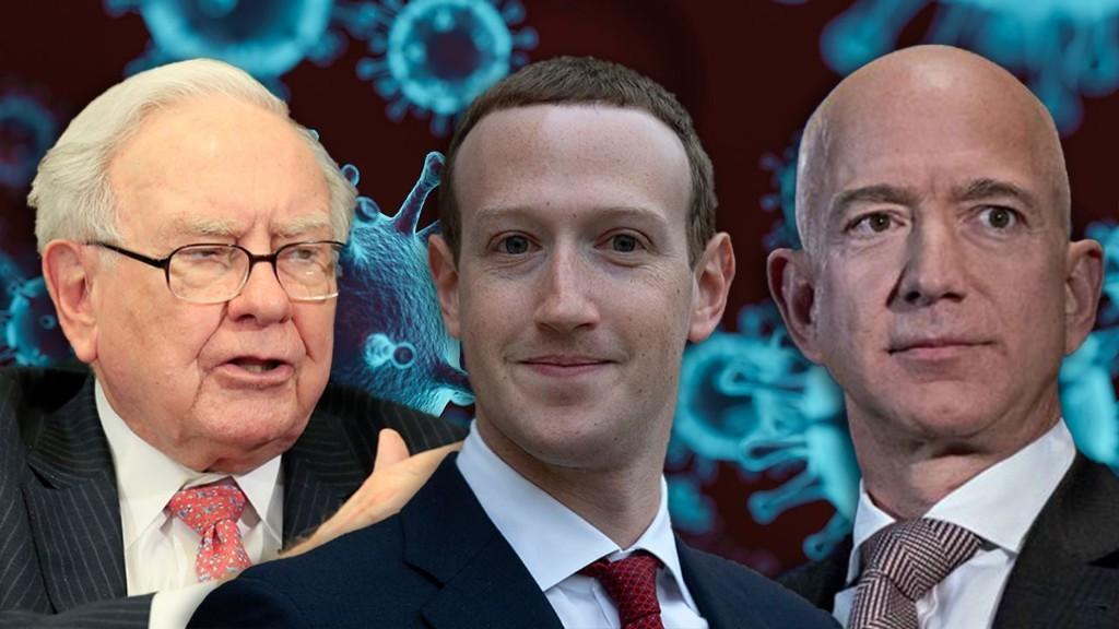 The 10 richest billionaires in the world in 2020, despite coronavirus