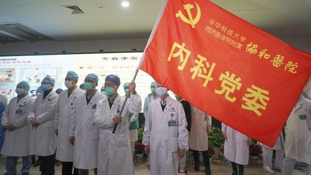 Coronavirus is a case of mass murder, perpetrated by China: Gordon Chang