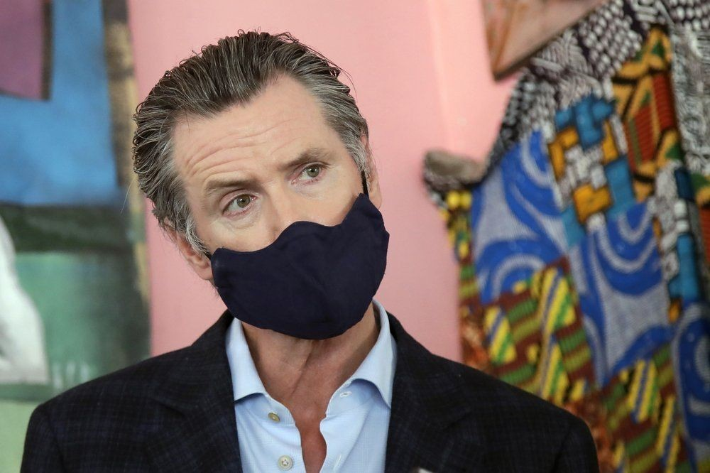 Newsom signs union-backed law requiring hospitals to have 45-day supply of PPE