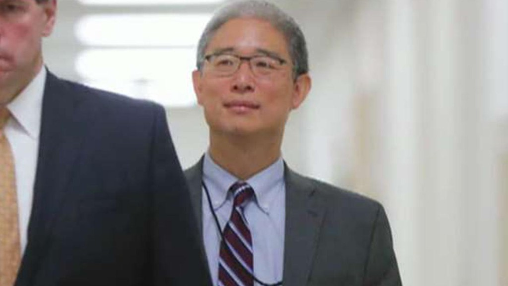 DOJ official Bruce Ohr meets with Senate Judiciary Committee behind closed doors