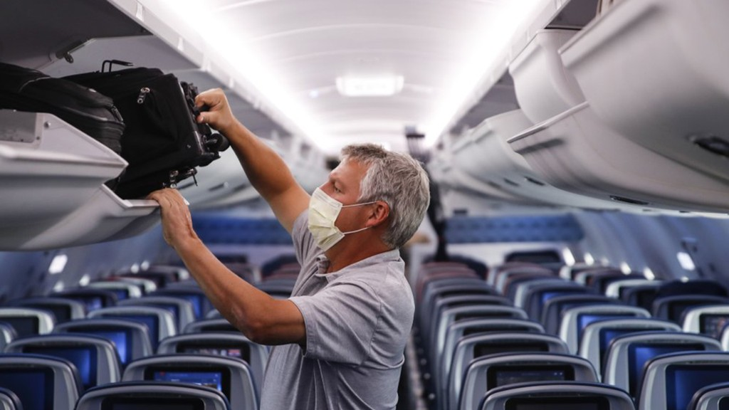 Airline passengers want to see barriers to boost confidence: industry executives