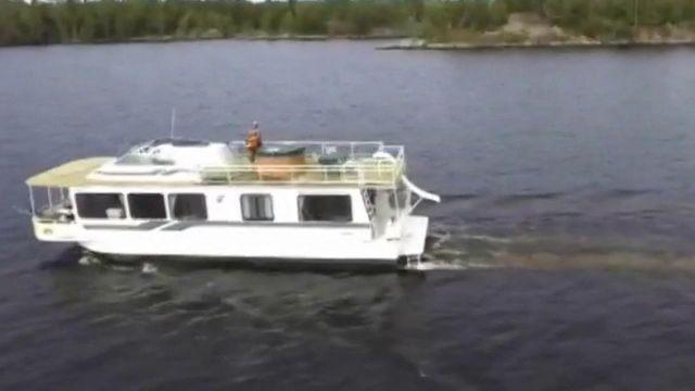 Houseboat rentals boom during coronavirus pandemic