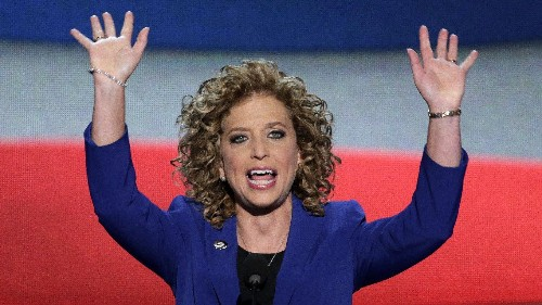 Wasserman Schultz left to defend House seat, $$ pours in for primary foe