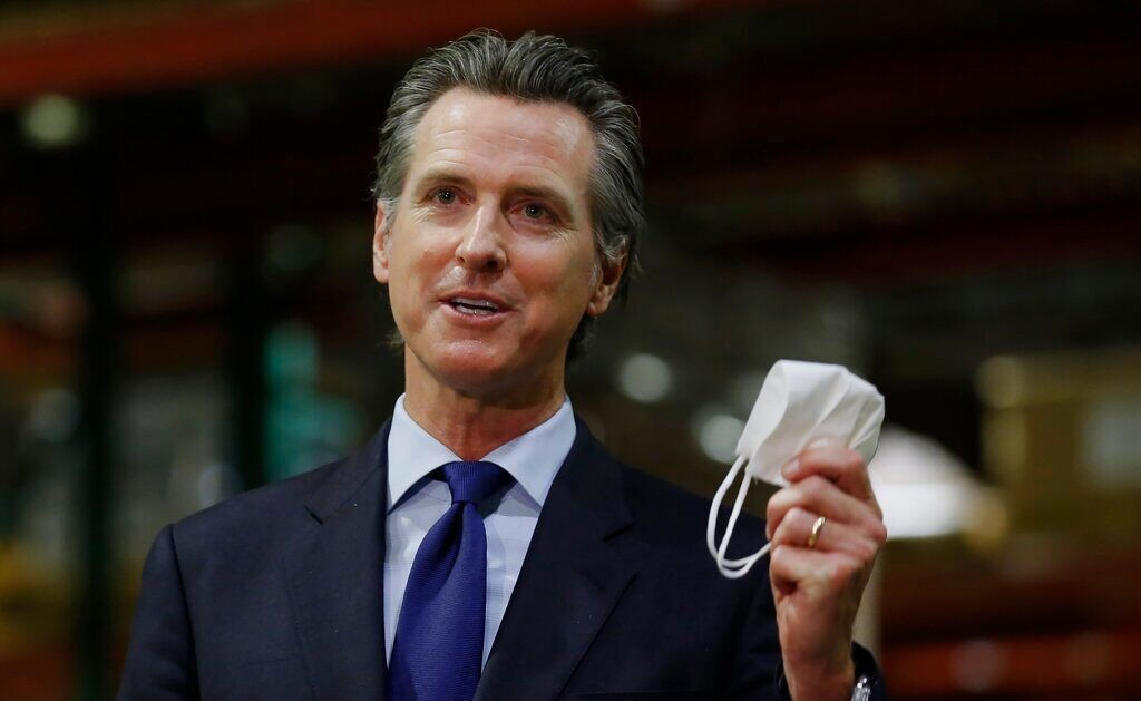 California will independently review coronavirus vaccine, Newsom says