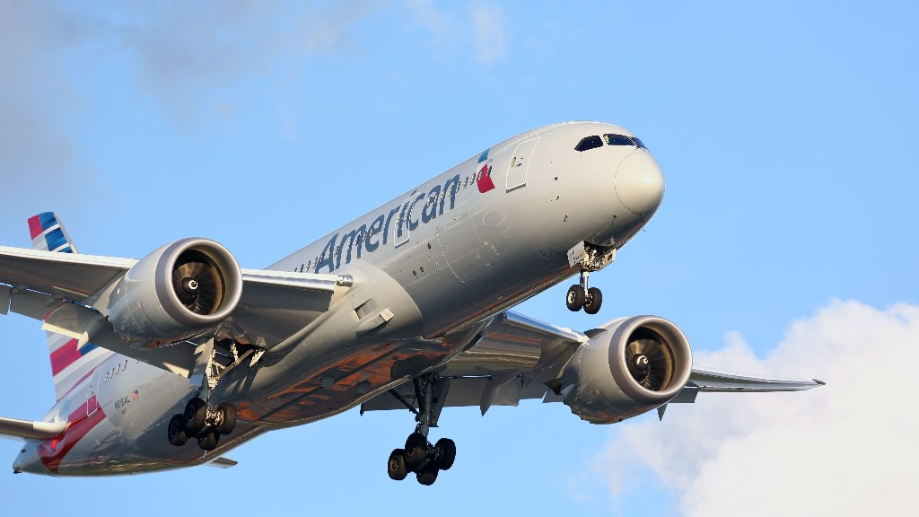 American Airlines cuts 100K December flights over low demand during pandemic