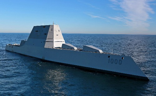 Navy may arm new destroyer with conventional missile able to hit anywhere on Earth in an hour