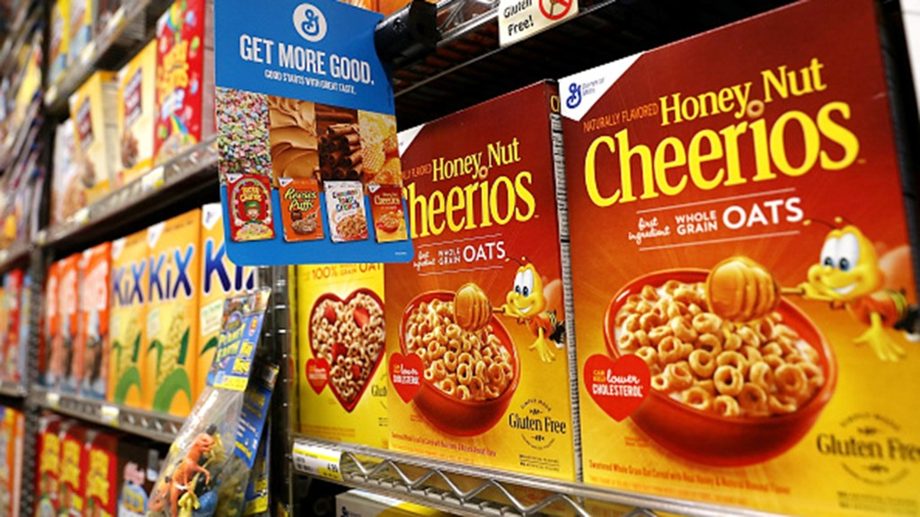 General Mills adds more outsourcing partners as it aims to meet packaged-food demand