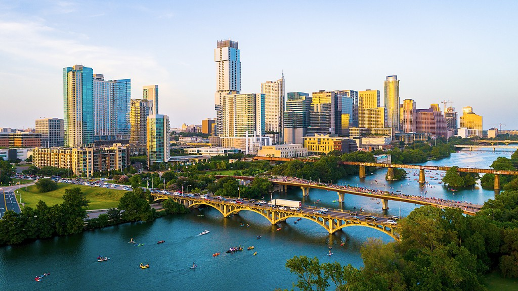 COVID-19, remote work make Austin a magnet for new jobs